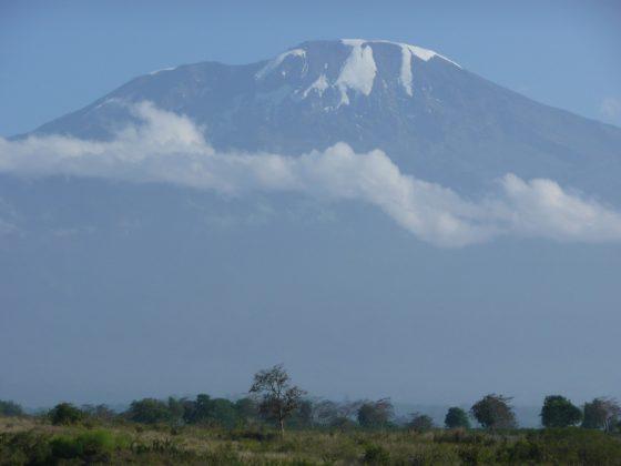 Mount Kilimandjaro, the summit of Africa
