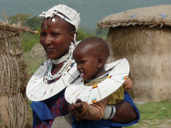 Masaï in Tanzania