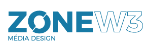 ZoneW3 logo