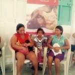 Salle d'attente à Sarteneja Belize