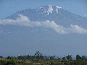 Le Kilimandjaro, sommet de l'Afrique