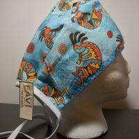 Chapeau de chirurgie Kokopelli