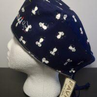 chapeau de chirurgie Les souris en skate Marine