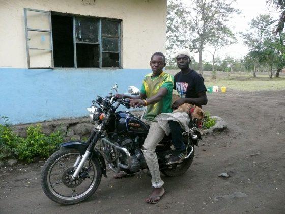 Retour à la maison de la clinique FAVI en Tanzanie