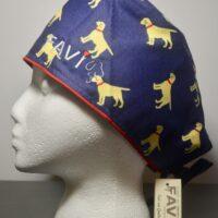 chapeau de chirurgie-les labradors