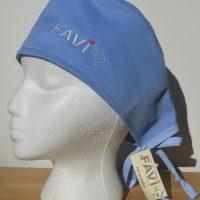 chapeau de chirurgie Bleu éclatant