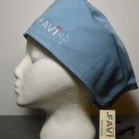 chapeau de chirurgie Bleu classique