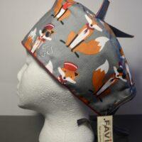 chapeau de chirurgie avec oreilles-Renards Matelots