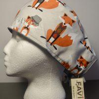 chapeau de chirurgie-Monsieur Renard