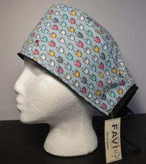 chapeau de chirurgie-les hérissons