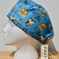 chapeau de chirurgie-Let's go camping!