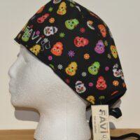 chapeau de chirurgie-les joyeux crânes