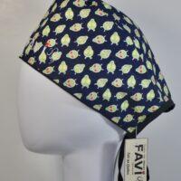 chapeau de chirurgie-les extraterrestres