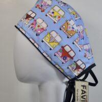 chapeau de chirurgie-les Westfalias