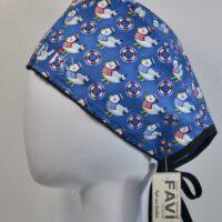 chapeau de chirurgie-les oiseaux matelots