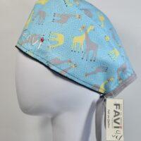 chapeau de chirurgie-les amies girafes
