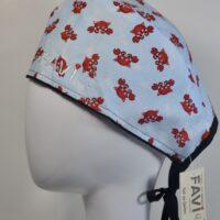chapeau de chirurgie-les joyeux petits crabes