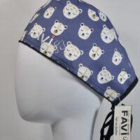 chapeau de chirurgie-les chats à petites oreilles