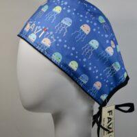 chapeau de chirurgie-les petites méduses
