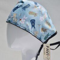 chapeau de chirurgie-Madame lama