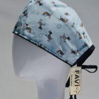 chapeau de chirurgie-les chiens du village