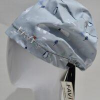 chapeau de chirurgie semi-bouffant-Pôle nord