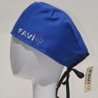 chapeau de chirurgie-bleu royal