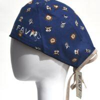 chapeau de chirurgie-mini safari
