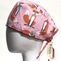 chapeau de chirurgie-Madame Renarde