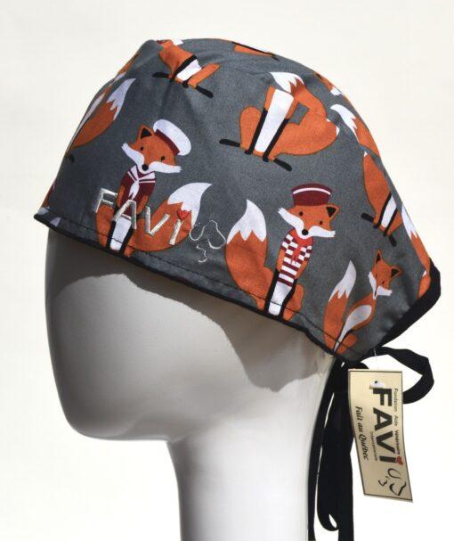 chapeau de chirurgie-Renards Matelots