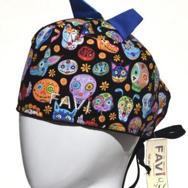 chapeau de chirurgie avec oreilles-Mexico