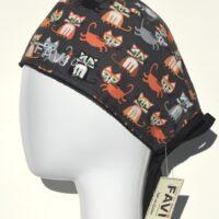 chapeau de chirurgie-les chatons festifs