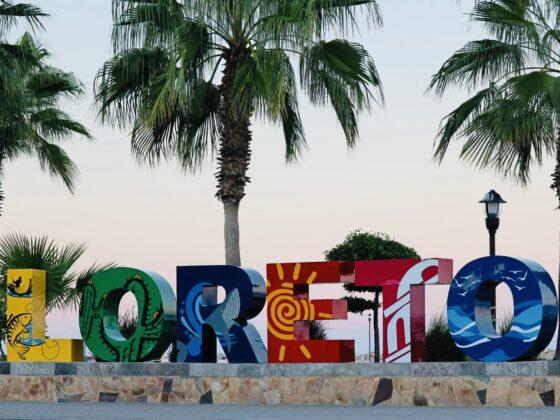 Magnifique Loreto, Mexique!