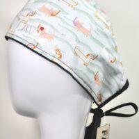 chapeau de chirurgie-on fait du snorkeling!