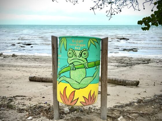 Sarteneja, Belize