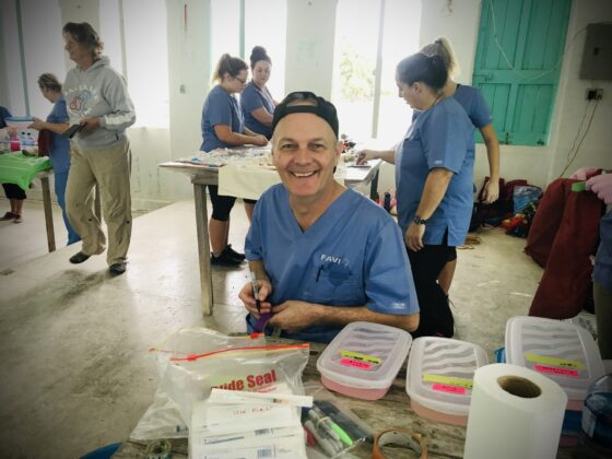 Technicien bénévole pour la FAVI au Belize