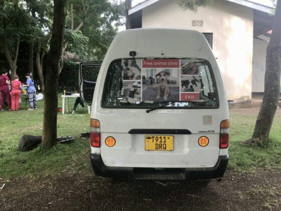"""La """"FAVI Mobile"""" en Tanzanie"""